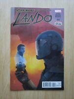 Star Wars Lando #4 Charles Soule Alex Maleev Variant Cover A Marvel NM/M 2015