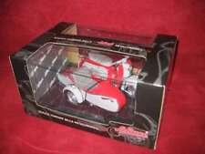 Schuco ® 06595 1:10 Zündapp Bella avec side-car Neuf neuf dans sa boîte