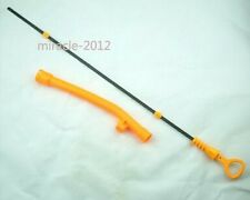 99-05 Volkswagen Engine Oil Dipstick &Tube for Beetle Golf Jetta with 2.0 Liter
