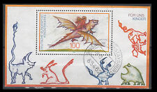 """Germany 1869 """"For the Children"""" Souvenir Sheet USED"""