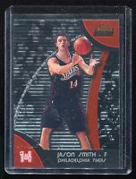 2007-08 Topps Finest #98 Jason Smith RC - Philadelphia 76ers