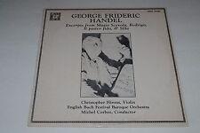 George Frideric Handel~Excerpts from Muzio Scevola~Michel Corboz~MHS 7038T