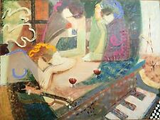 Mahmoud Sabzi hand signed and numbered giclee on paper