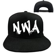 "EAKS® BASE CAP ""Motiv: N.W.A-SCHRIFTZUG"" bl. Hip Hop Nwa-Graffiti Rap Old School"
