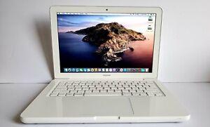 "Looks-Works Great Apple MacBook C2D 13"" 2.4GHz 500GB SSHD|12GB RAM|OS 2020|Wrrty"