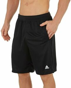 adidas Men's Clima Tech Shorts Soccer All Sports Athletic /w Pockets All Colors