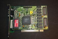 USED DIAMOND S3 TRIO32 STEALTH SE VGA PCI VINTAGE GAMING VIDEO CARD WORKING F24