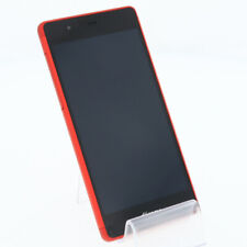 FUJITSU Arrows Be F-05J DOCOMO Metal Frame Slim Tough Android Phone Unlocked RED