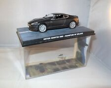 1:43 JAMES BOND Modellauto ASTON MARTIN DBS Sport Coupe 2-türig grau 1:43 in BOX