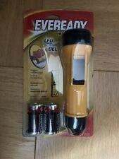 Eveready Industrial 2D LED Flashlight, Yellow