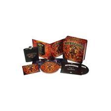 Nitrogods Roadkill Bbq 3cd Box set w/ flask and tribute to Motorhead Lemm