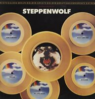 STEPPENWOLF Golden Greats 1985 UK  vinyl LP EXCELLENT CONDITION best of hits