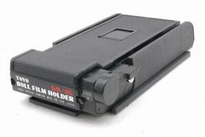 Toyo 69/45 Roll Film Back Holder 6x9 for 4x5 Camera *V304