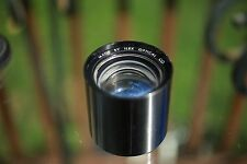 "Vintage Antique Ilex Optical Co 8.25"" 8-1/4"" 210mm F8 Medium Format Lens"