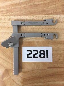 V. Mueller T-0101 Shadow-line Transverse Tool (M2281)