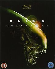 NEW Alien Anthology [Blu-ray Import]
