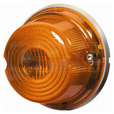 Indicator Body / Lens with Screws - Amber : HELLA 9EL 088 150-001