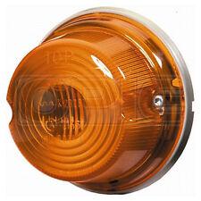 Indicator: FL/LAMP-NB with Amber Lens | HELLA 2BA 001 259-611