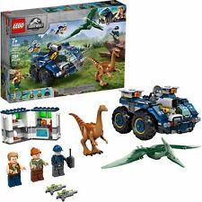 LEGO Jurassic World Gallimimus and Pteranodon Breakout 75940 Building Kit 391pcs