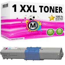 1x XL TONER MAGENTA für OKI C310DN C330DN C331DN C510DN C511DN C530DN C531DN