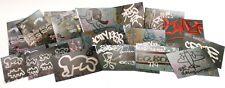KEITH HARING Unique Photo Album of his Personal Door Art & Graffiti Pals