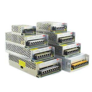 AC110V 220V TO DC 5V 12V 24V Switch Power Supply Driver Adapter LED Strip Light