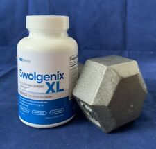 Swolgenix XL, Male Enhancement Support, Dietary Supplement, 60 Tabs, Exp 07/23