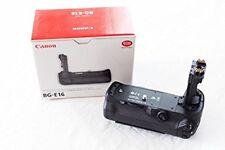 New Canon BG-E16 Battery Grip for EOS 7D Mark II