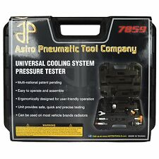 Universal Cooling System Pressure Tester - Astro Pneumatic 7859 New!!