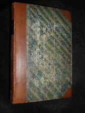 CHARLES DICKENS: Household Words X, 1855, inc North & South/Gaskell 1st Printing