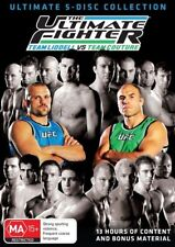 UFC - Ultimate Fighter : Season 1 Liddell vs Couture (DVD,2013, 5-Disc Set)