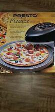 Presto Pizzazz Plus Rotating Pizza Oven 03430 New 2003