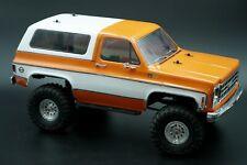 Traxxas TRX-4 TRX4 Chevy Blazer RTR with Sound Kit, Battery & Charger OZRC JL
