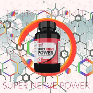 New Fibromyalgia Pain Relief Formula Super Nerve Power Tiredness Gone