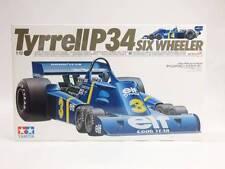 Tamiya 1/12 Tyrrell P34 Six Wheeler