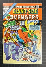 Giant Size Avenger 3 (Vol. 1) - 1975 - Marvel - (Iron Man, Thor, Vision)