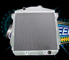 NEW 3 ROWS ALUMINUM RADIATOR FOR 1946 1947 1948 CHEVY CAR V8 ENGINES