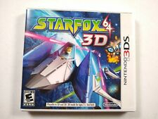 Starfox 64 3D - Nintendo 3DS - Complete in Case, Mint, Original Release