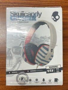 Skullcandy S6SCHX-460 Crusher Over-Ear Headphones S6SCHX460 Stripes