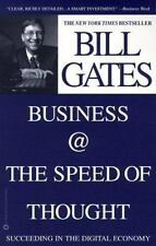 Business @ the Speed of Thought by Bill Gates - Very Good Condition