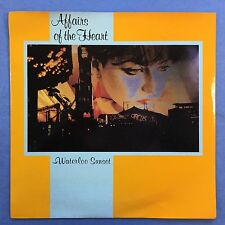 Affairs Of The Heart - Waterloo Sunset - Heartbeat Records PULSE-100 Ex