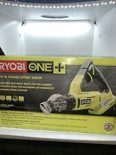 Ryobi P591 ONE+ 18V 18 Gauge Offset Shear Sheet Metal Saw (Bare Tool) *NEW*