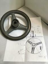 Lathe Machine Cast Wheel Handle 7 12 Od Keyway Vintage