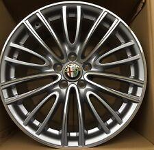 ALFA Romeo cerchi originali Giulia wheels rims velgen jantes CERCHI 18 Diamand