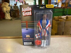 "2021 Mego Rocky Movies APOLLO CREED 8"" Action Figure MOC - IN STOCK"