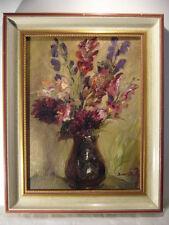 1 von 2 Polen Breslau Schlesien 1919 : Stillleben Blumen Bytom Oppeln Liebermann