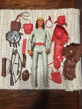 Marx Geronimo Johnny west best of the West Indian figure