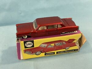 # Alter Siku V265 Cadillac Fleetwood 75 in ovp (63565)