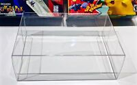 1 Box Protector N64 STARFOX / HEY YOU PIKACHU!  Nintendo  64 Clear Display Case