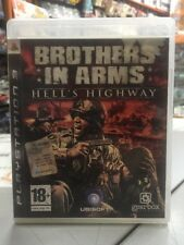 Brothers In Arms Hell's Highway Uk PS3 USATO GARANTITO